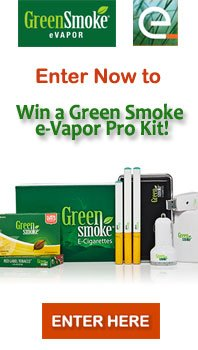 Green Smoke Giveaway