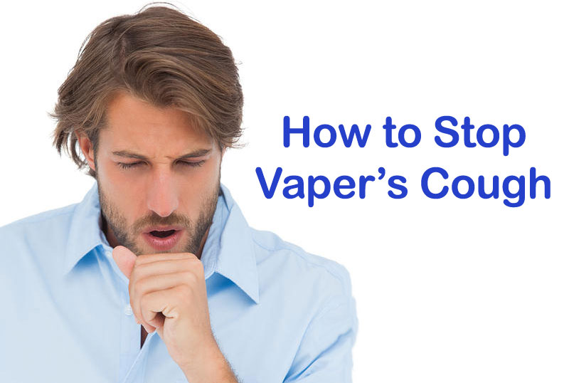 How to Stop Vaper's Cough