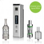 VaporFi VOX II MOD Starter Kit –  Performance and Protection in a High Powered Vaporizer