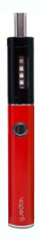 Vaprofi Black and Red Pro 3 Vaporizer