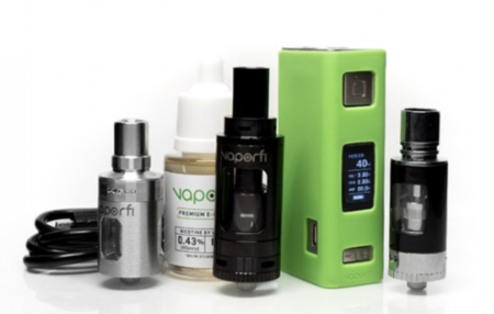 Vaporfi VOX mini ecig kit
