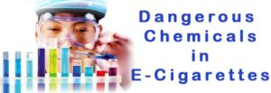 dangerous chemicals in ecigarettes