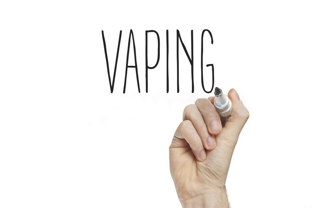 Write a vaping article for our blog
