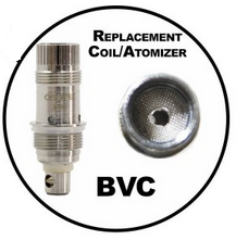 bottom coil atomizer